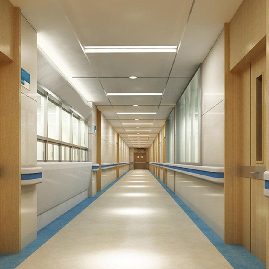 Hastane zeminlerinde Polyurea su yalıtımı