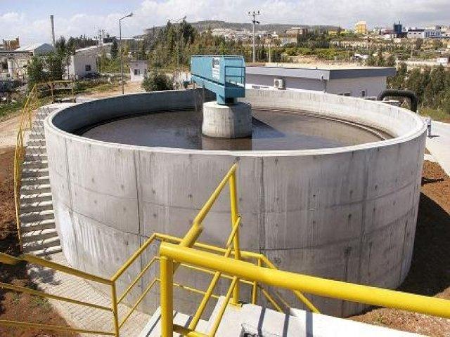 Atık su depoları Polyurea su yalıtımı