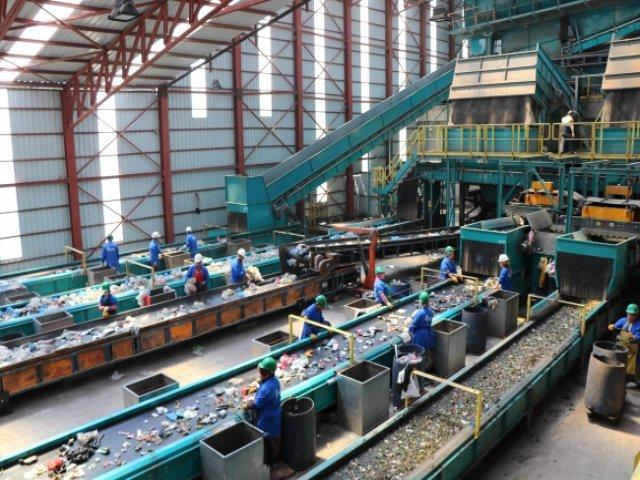 çöp depolama tesislerinde Polyurea su yalıtımı