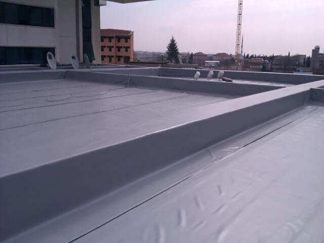PVC GEO membran su yalıtımı
